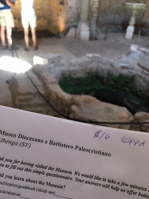 Battistero paleocristiano e Museo diocesano